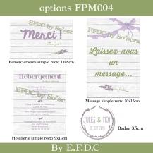 options FPM004