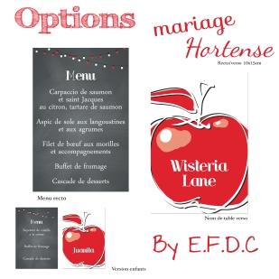 options mariage hortense 2
