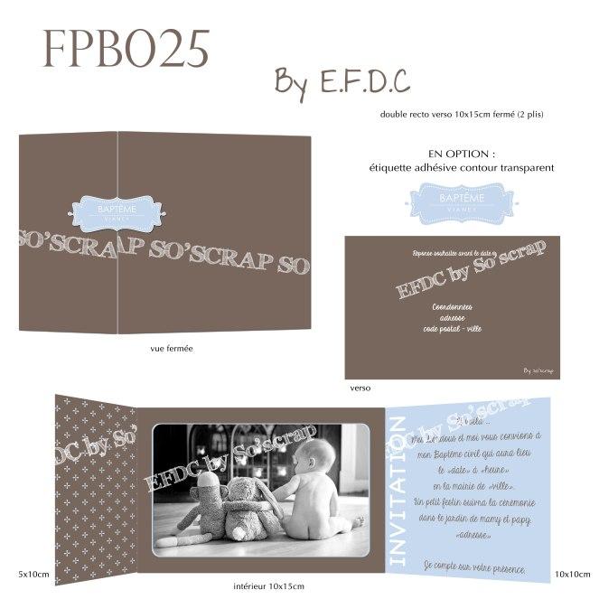 FPB025